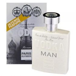 Perfume Vodka Man- 3013 Inspirado 212 VIP Men Contém 100ml
