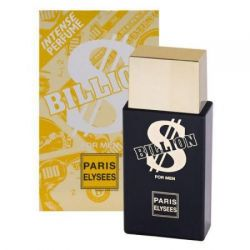 Perfume Billion - 3002 Inspirado 1 Million Paco Rabanne Contém 100ml