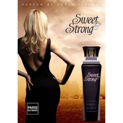 Perfume Sweet Strong - 2014 Inspirado Angel Contém 100ML