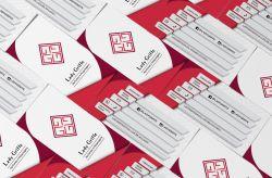 Cartão de Visita- 50 Unidades
