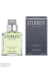 Perfume Eternity For Men Calvin Klein Eau de Toilette 100ml