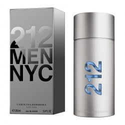 Perfume 212 NYC  Men  Carolina Herrera Eau de Toilette