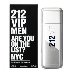 Perfume 212 Vip Men Masculino Carolina Herrera Eau de Toilette