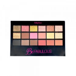 Paleta de Sombras Be Fabulous Ruby Rose