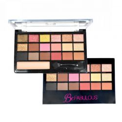 Paleta de Sombras Be Fabulous Ruby Rose - HB 9931