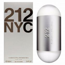 Perfume Feminino 212 NYC Femme  Carolina Herrera Eau de Toilette 100ml