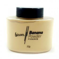 Pó Fixador Banana Powder Luisance