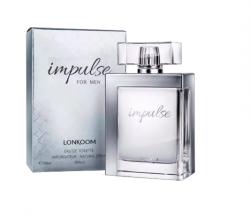 Perfume Impulse For Men 100ML EDT Lonkoom Ref: B9058 - Tendência Olfativa Invictus Paco Rabanne