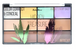 Paleta De Corretivo Hidden Treasure Ruby Rose - HB - 8098