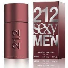 Perfume Masculino 212 Sexy Men Eau de Toilette