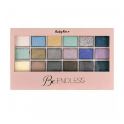 Paleta de Sombras Be Endless HB- 9927 Ruby Rose