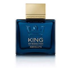 Perfume Masculino King of Seduction Absolute Antonio Banderas  100ml