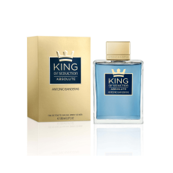 Perfume Masculino King of Seduction Antonio Banderas  200ml