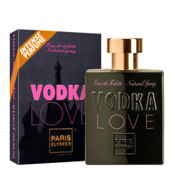 Perfume Vodka Love Inspirado Fantasy Midnigth 100ml