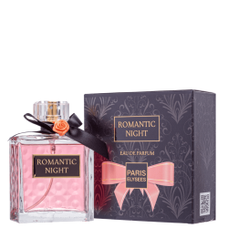 Perfume Romantic Night Inspirado Black Opium YSL 100ml