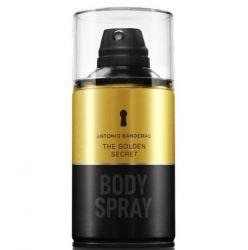 Golden Secret Antonio Banderas Body Spray 250ml