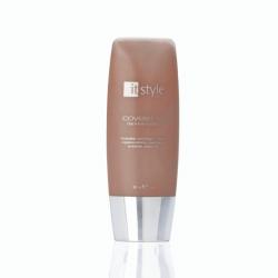 Base Liquida Alta Cobertura Coverstyle N° 01 Marrom Escuro - Itstyle IT1739