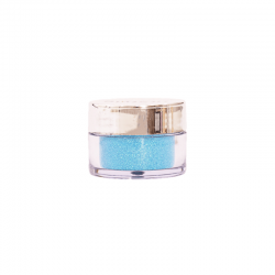 Glitter em Pó Ultrafino N° 19 Azul Claro - Itstyle IT7656
