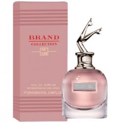 Perfume Feminino Brand Colletion 25ml N° 136 - Inspirado JPG Scandal