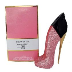 Perfume Feminino Brand Collection 25ml N° 234 - Inspirado 212 Sexy