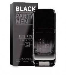 Perfume Masculino Brand Collection 25ml N° 154 - Inspirado 212 Vip Men Black