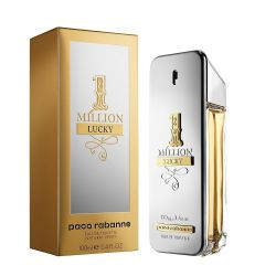 Perfume Masculino One Million lucky  Eau de Toilette 100ml