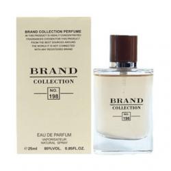 Perfume  Brand Collection 25ml N° 198- Inspirado Giorgio Amarni Acqua do Gio