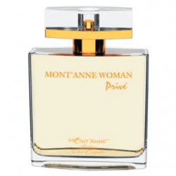 Perfume Feminino  Montanne Woman Privé  100ml - Caixa Branca