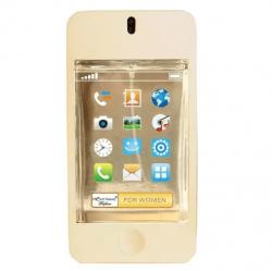 Perfume Feminino May Phone Luxe Gold Edition Eau de Parfum 100ml - Tendência Olfativa: CH 212 Vip Rose