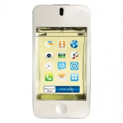 Perfume Masculino My Phone Luxe Platinum Eau de Toilette 100ml - Tendência Olfativa: Dior Sauvage