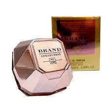 Perfume Feminino Brand Colletion 25ml N° 256 Inspirado Lady Million Empire