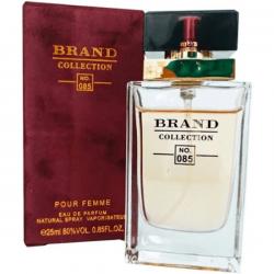 Perfume Feminino Brand Colletion 25ml N° 085  Inspirado  D&G Pour Femme