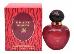 Perfume Feminino Brand Colletion 25ml N° 027  Inspirado Hypnotic Poison
