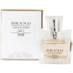 Perfume Feminino Brand Colletion 25ml N° 015  Inspirado  Miss Dior Blooming