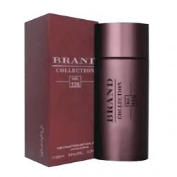 Perfume Masculino Brand Collection 25ml N° 156 - Inspirado 212 Sexy Men