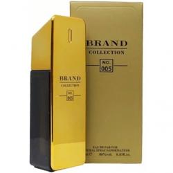 Perfume Masculino Brand Collection 25ml N° 005 - Inspirado One Million