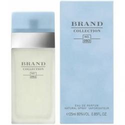 Perfume  Feminino Brand Collection 25ml N° 093- Inspirado Light Blue